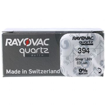 Rayovac 394 SR936SW 1.5V Silver Oxide Watch Battery